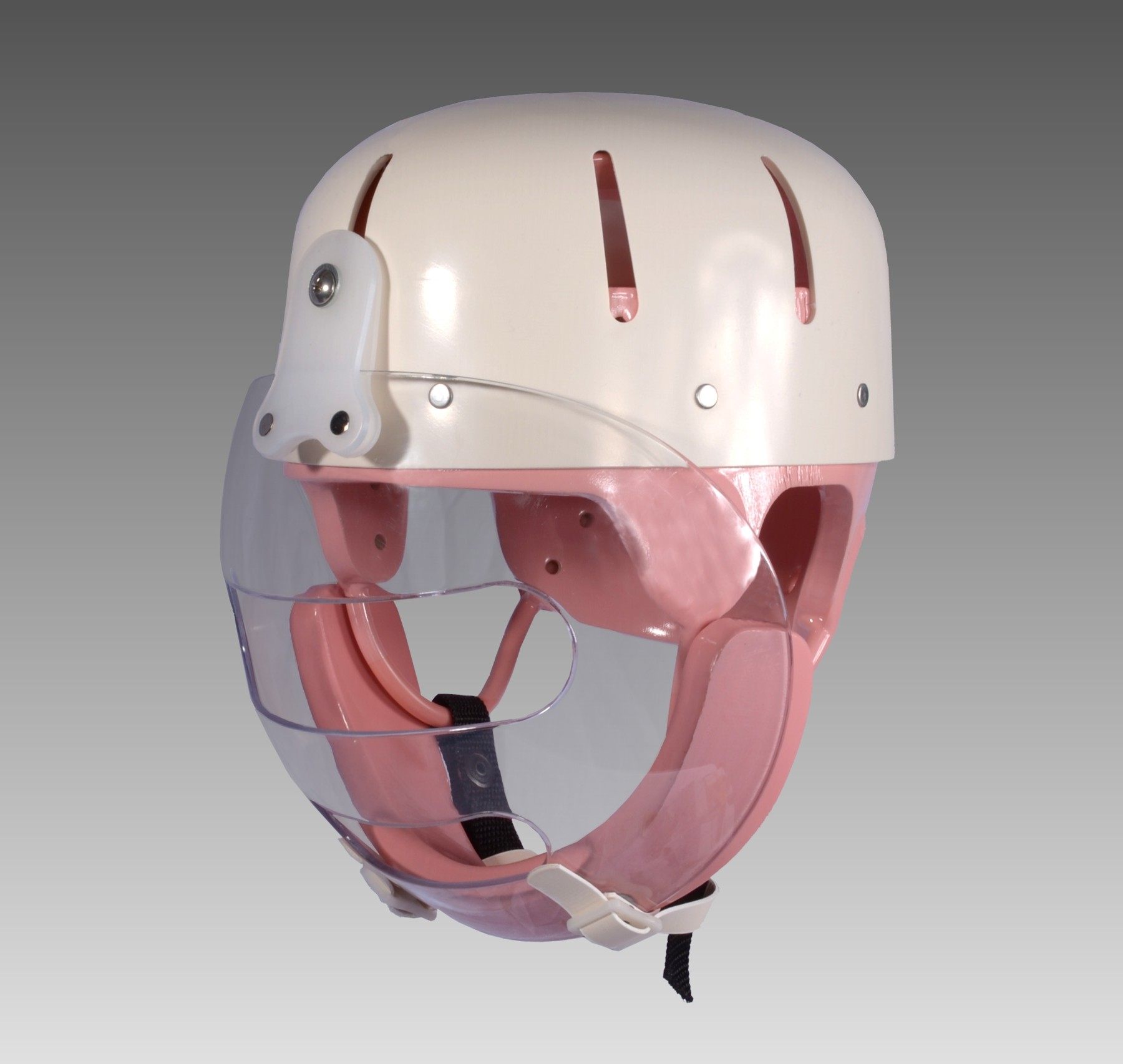 9822 Hard Shell Helmet with Face Guard