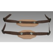 7638 Padded Back of the Neck Strap
