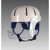 9824 Hard Shell Helmet with Face Bar